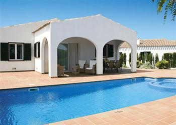 Villa Finesse I in Menorca