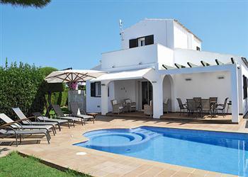 Villa Finesse II in Menorca
