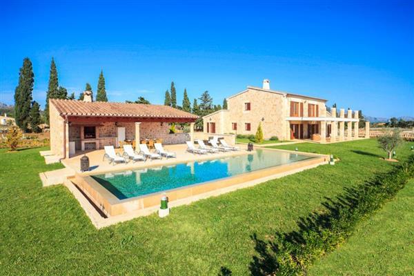 Villa Fiol in Illes Balears