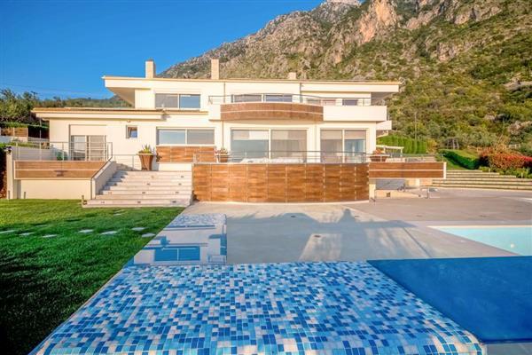 Villa Firai in Peloponnese Region