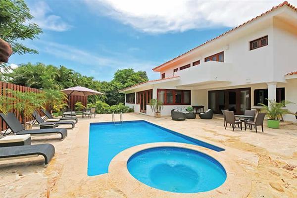 Villa Flamboyan from James Villas