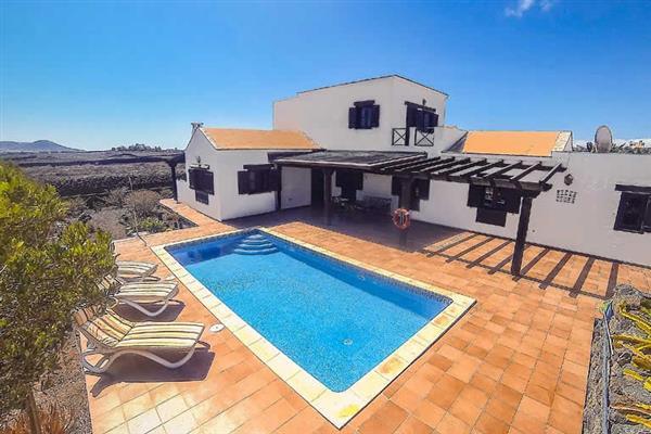 Villa Flora in Fuerteventura