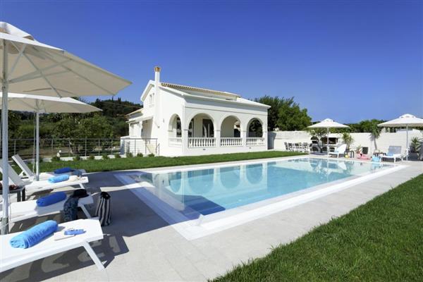 Villa Floral in Ionian Islands