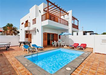 Villa Florencia in Lanzarote