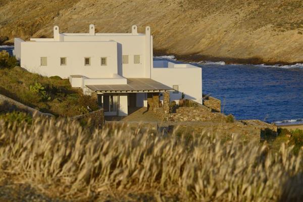 Villa Fokosso in Southern Aegean