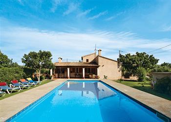 Villa Fontxica II in Mallorca