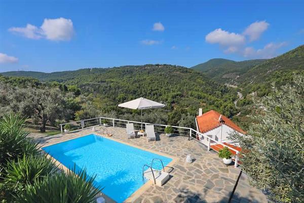Villa Fotini Kalivi in Skopelos