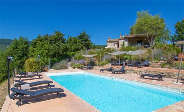 Villa Francis in Provincia di Perugia