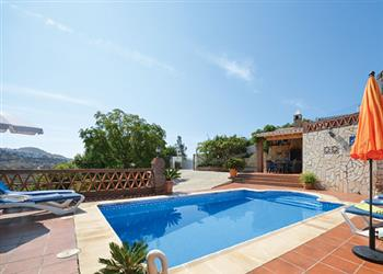 Villa Francisco in Spain