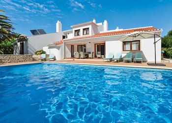 Villa Fregenal in Portugal