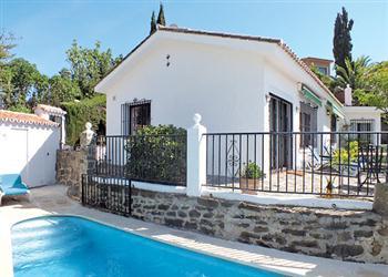 Villa Frondega in Spain