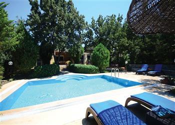 Villa Funda in Turkey