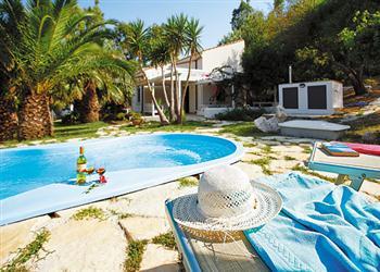 Villa Gabbiano in Sicily