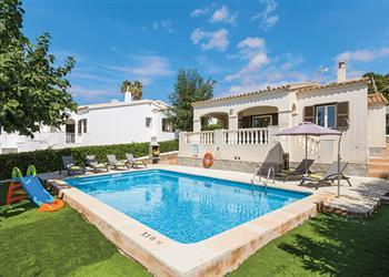 Villa Gabriel Soli Nou in Menorca