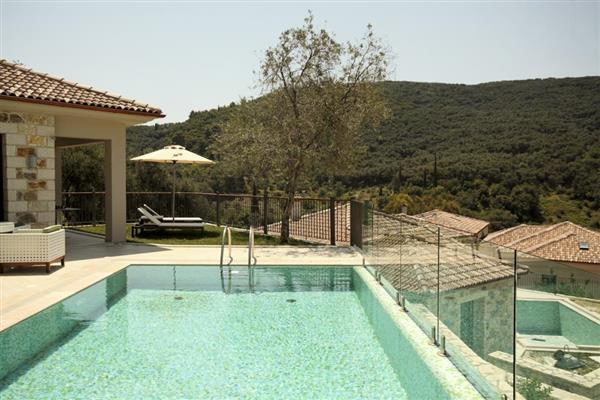 Villa Gad in Epirus