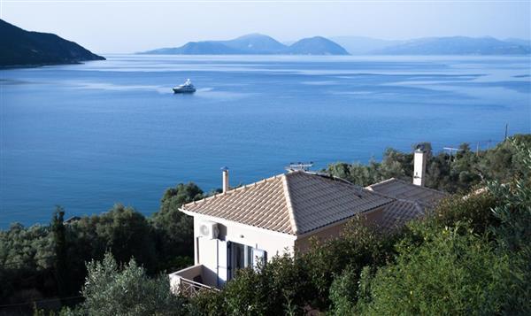 Villa Gados in Ionian Islands