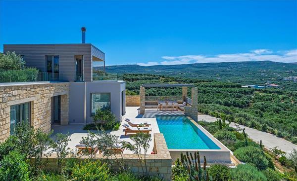Villa Gaia in Crete