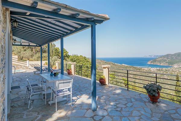 Villa Galazopetra in Skopelos