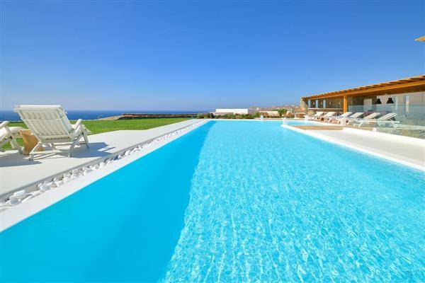Villa Galen in Southern Aegean