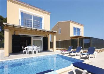 Villa Garbo in Arenal d'en Castell, Menorca