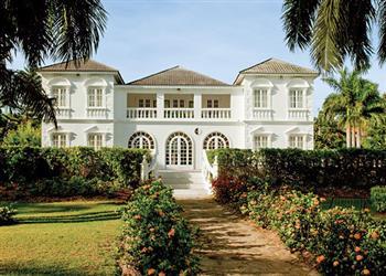 Villa Garden View V in Jamaica