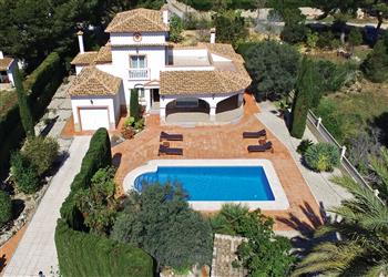 Villa Garduix in Spain