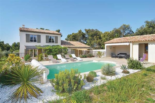 Villa Garrigues from James Villas