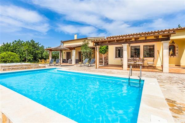 Villa Gazania in Balearic Islands