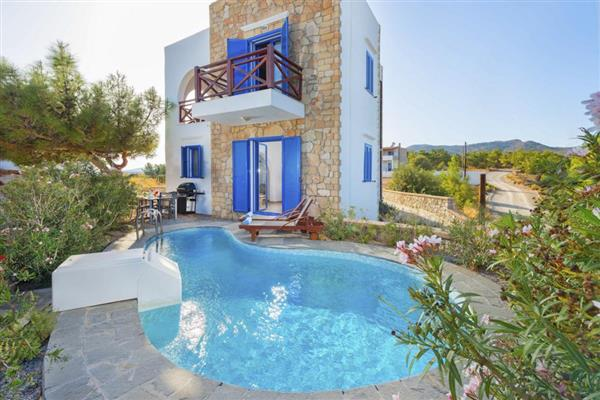 Villa Gennadi in Southern Aegean