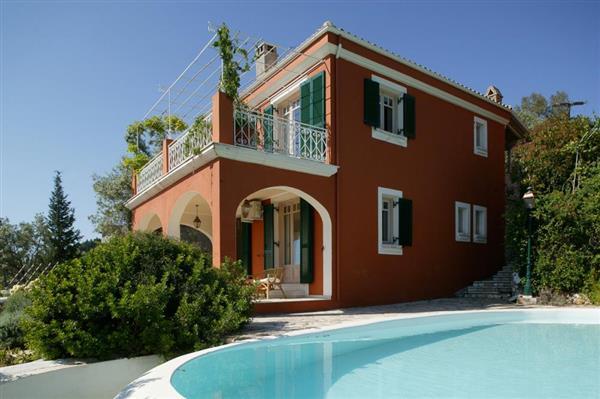 Villa Geo in Ionian Islands