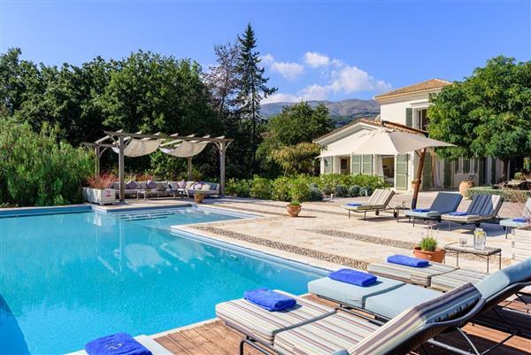 Villa George in Ionian Islands