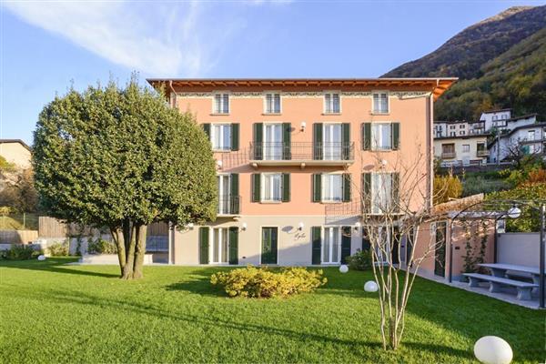 Villa Geovana in Provincia di Como