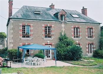 Villa Geranium, Ste. Honorine-du-Pertes, Calvados - France
