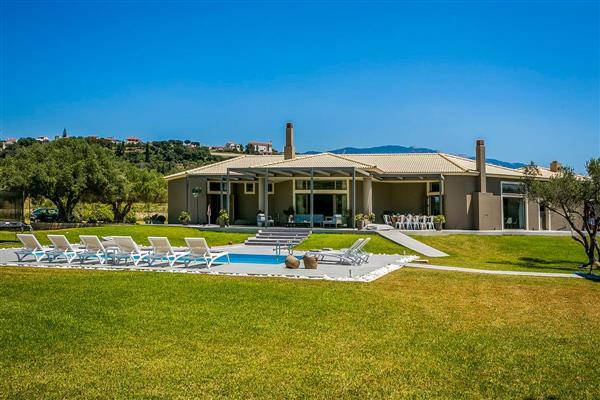 Villa Gerasimos, Kefalonia, Greece