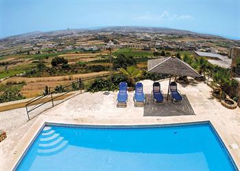 Villa Gharilma IV in Gozo