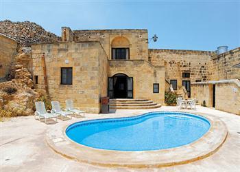 Villa Gharilma V in Gozo