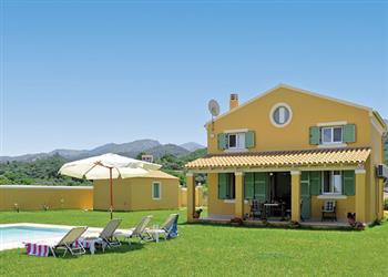 Villa Gialetti in Corfu