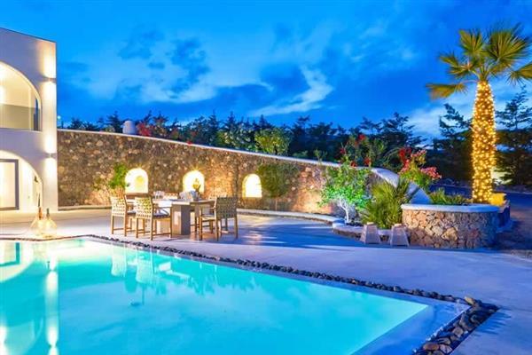 Villa Gialos Country Oasis in Santorini