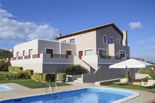 Villa Giannis in Crete