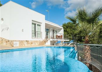 Villa Gill in Menorca