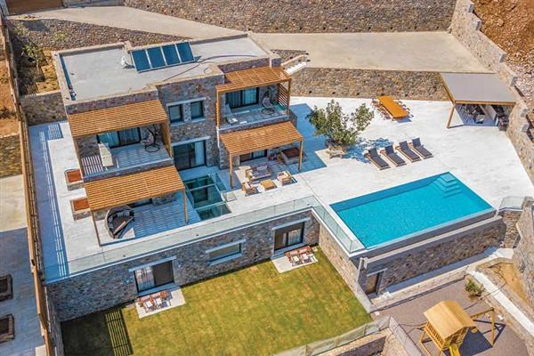 Villa Gina in Crete