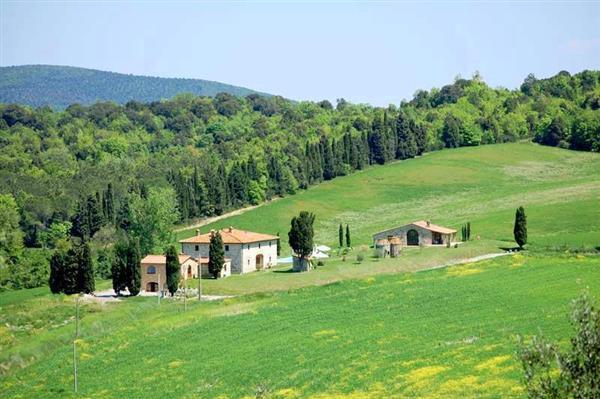Villa Ginepri in Provincia di Pisa