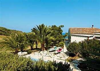 Villa Ginestra in Sicily