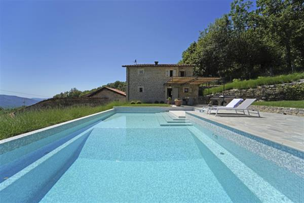 Villa Ginni in Provincia di Massa e Carrara