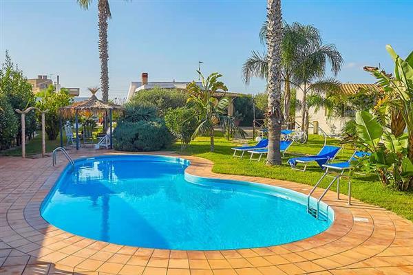 Villa Gio in Sicily