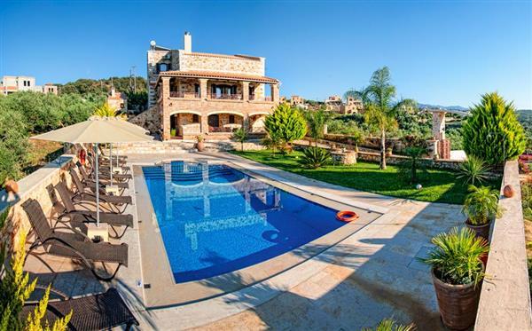 Villa Giovanta in Crete