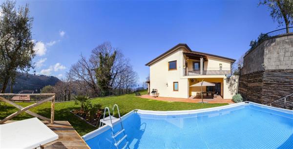 Villa Gironda, Italy