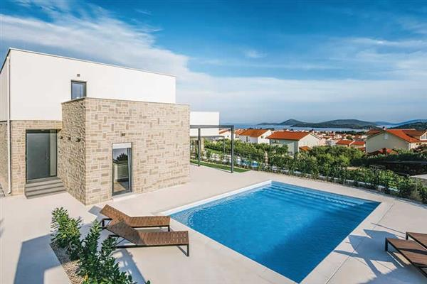 Villa Glamur in Croatia