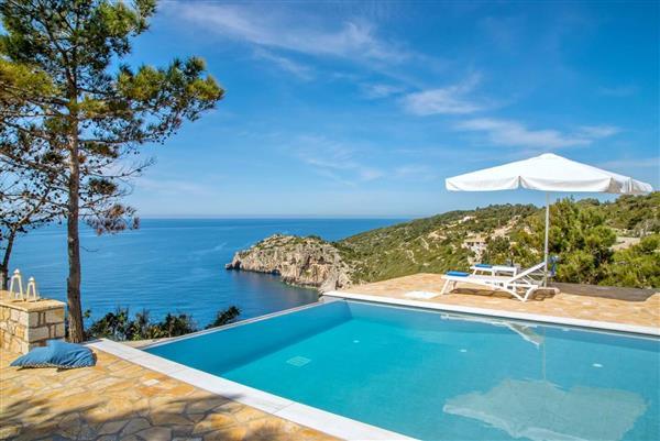 Villa Glaros in Ionian Islands