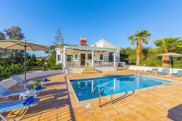 Villa Golden Coralia I in Cyprus